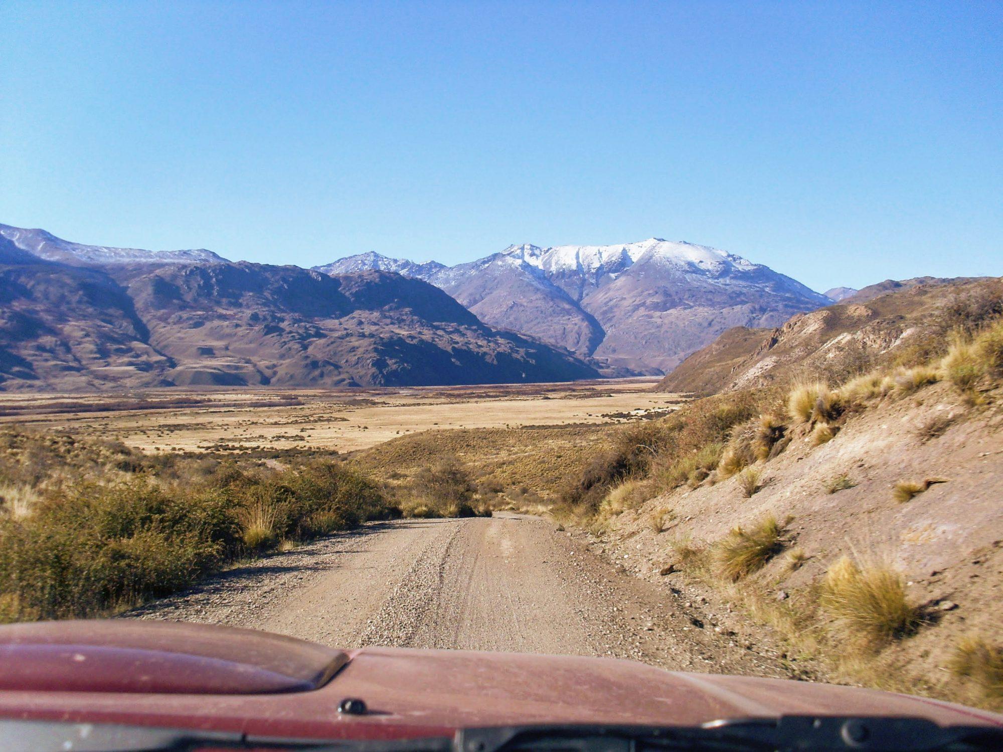Argentina Patagonia, Carretera Austral - Valle Chacabuco