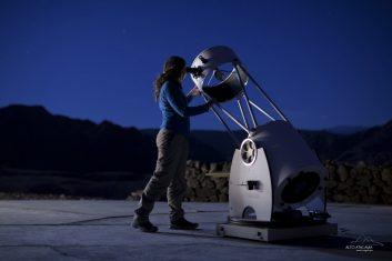 Chile San Pedro Atacama - Alto Atacama stargazing