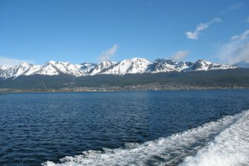 Argentina Patagonia - Beagle kanaal - Ushuaia