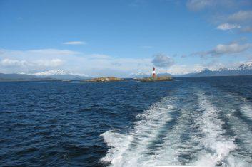 Argentina Patagonia - Beagle kanaal - faro / vuurtoren / light house