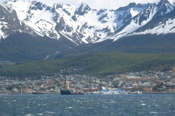 Argentina Patagonia - Beagle kanaal