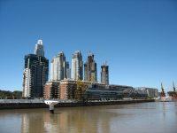 Argentina Buenos Aires - Puerto Madero