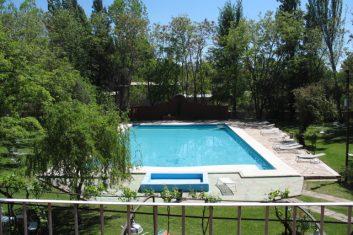 Argentina Mendoza - hotel San Francisco