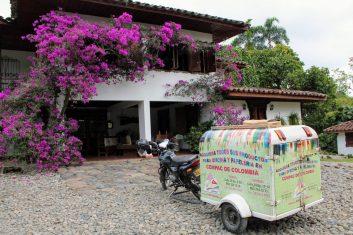 Colombia Koffiedriehoek - helados