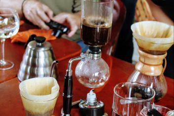 Colombia Koffiedriehoek - Proeverij