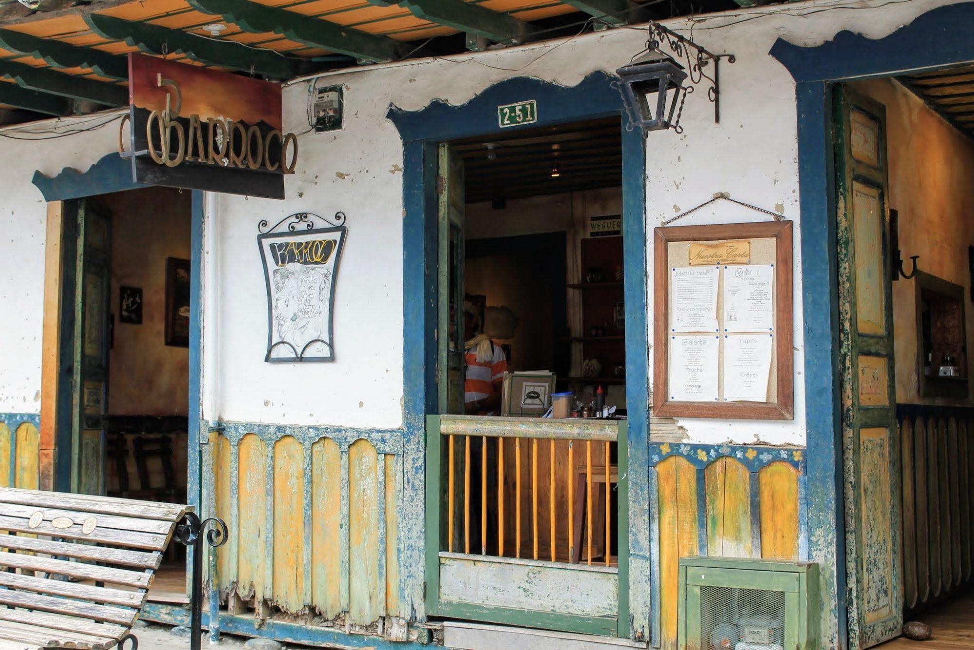 Colombia Koffiedriehoek - Salento