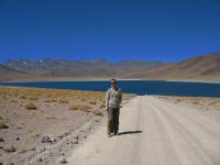 Chile San Pedro - Lagunas Miscanti y Miniques excursion