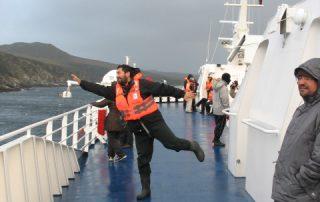 Chile Patagonia - Mare Australis Wind!