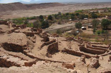 Chile San Pedro Atacama - Pukara de Quitor