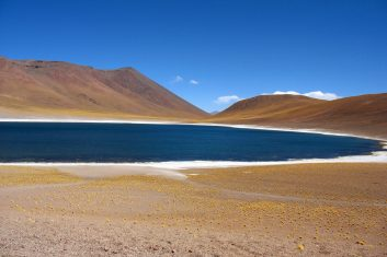 Chile San Pedro Atacama - Laguna Miscanti