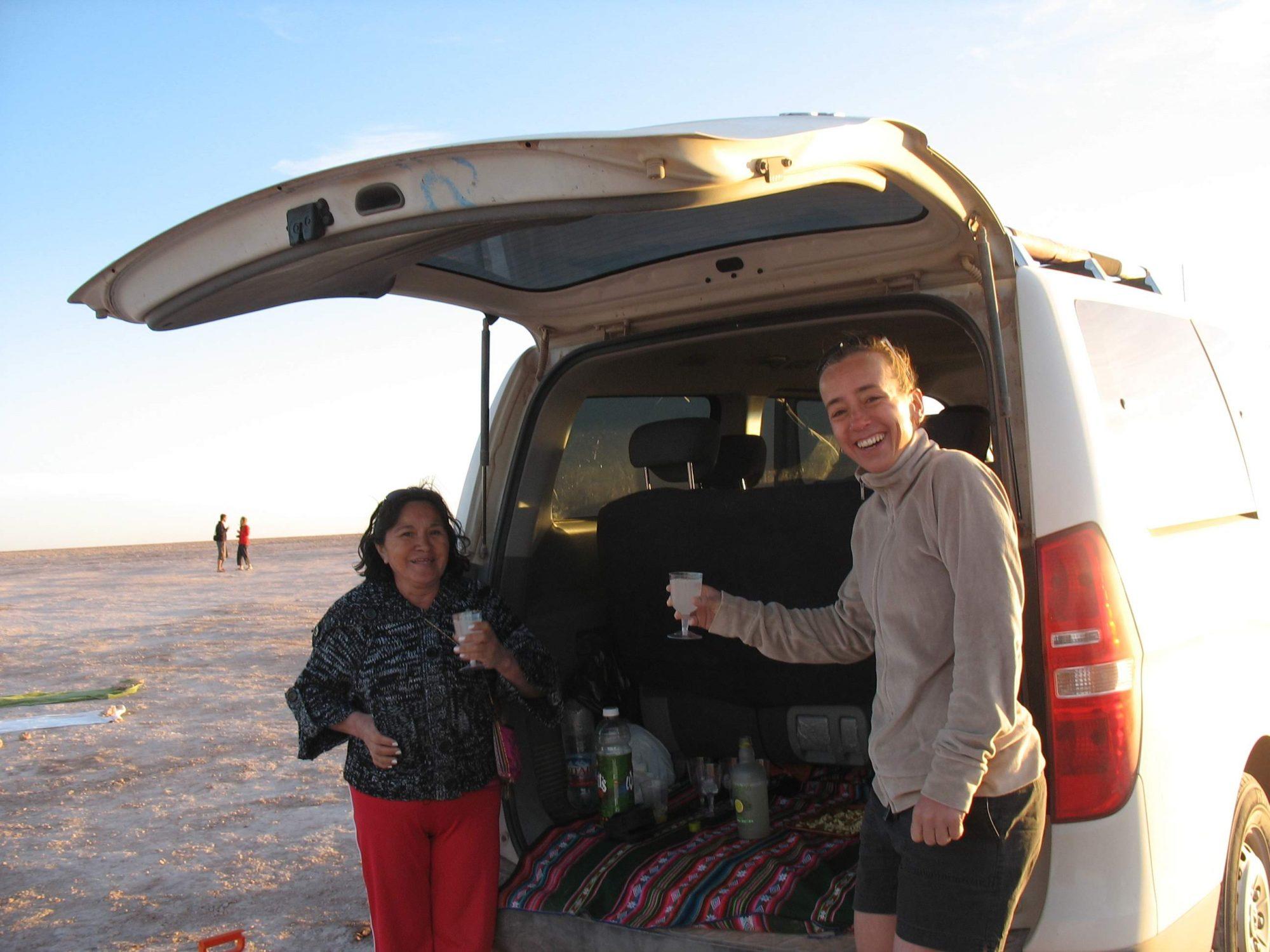 Chile San Pedro - Salar de Atacama