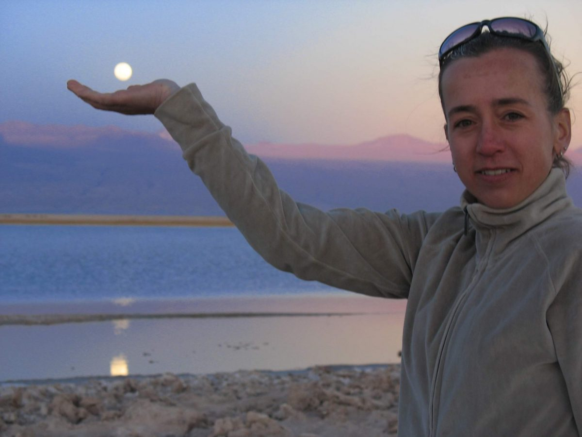 Chile San Pedro Atacama - Moonlight