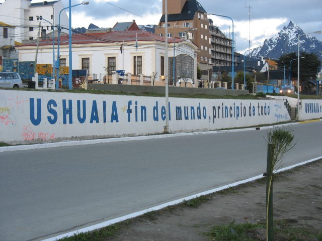 Argentina Patagonia - Ushuaia Fin del Mundo