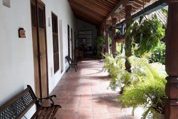 Colombia Mompox hotel Bioma