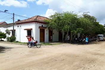 Colombia Mompox - street