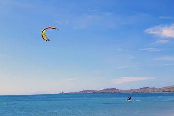 Colombia La Guajira - Cabo la Vela kitesurf