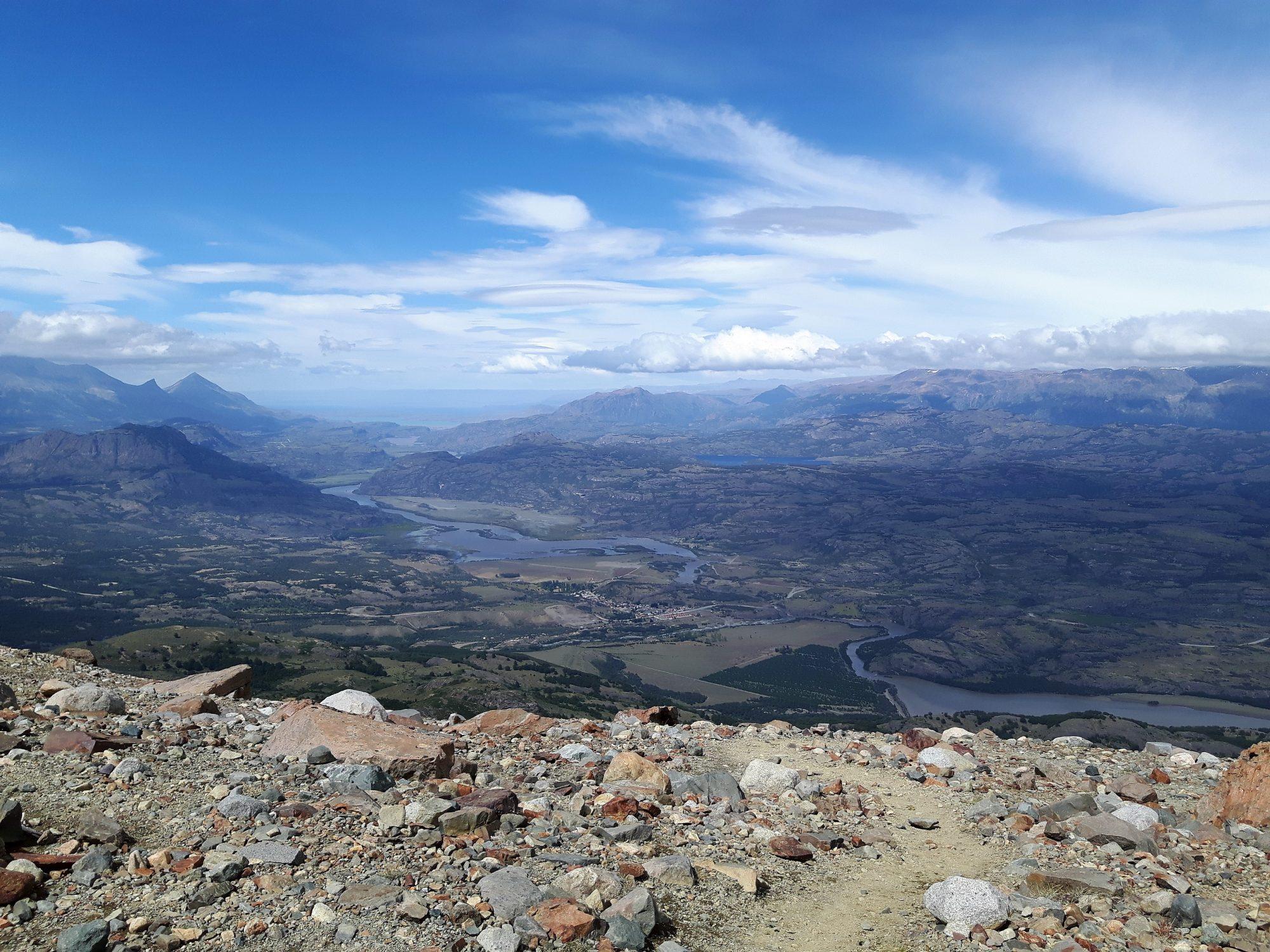 Chile - Carretera Austral Zuiden - Cerro Castillo trekking