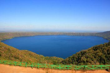 Nicaragua Apoyo Lagoon
