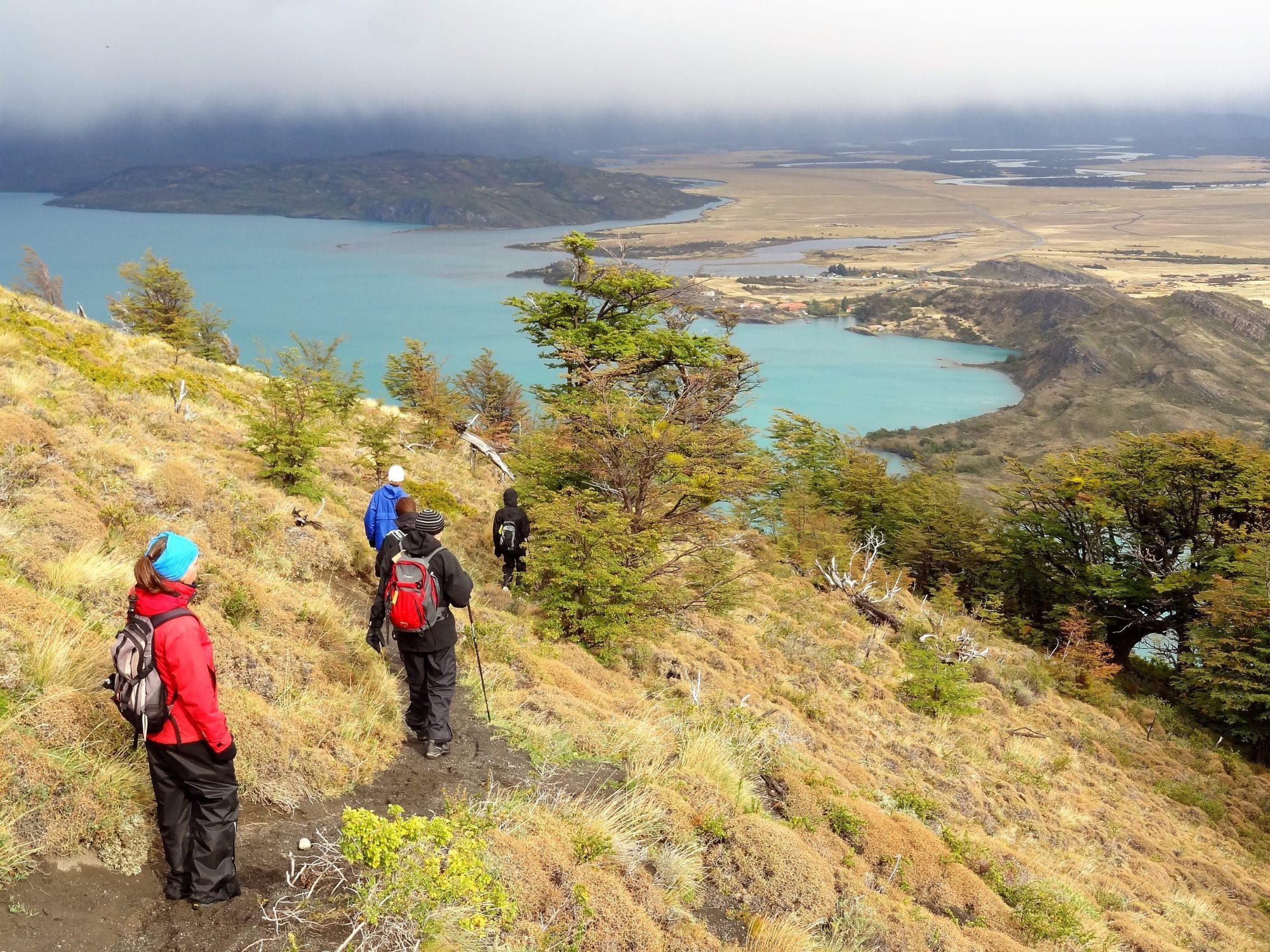 Chile - Torres del Paine - trekking