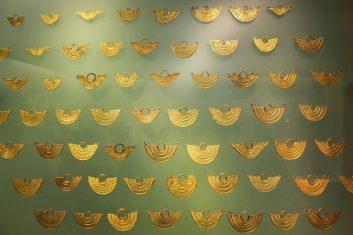 Colombia Bogota - Museo de Oro
