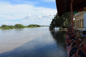 Colombia Mompox boat excursion