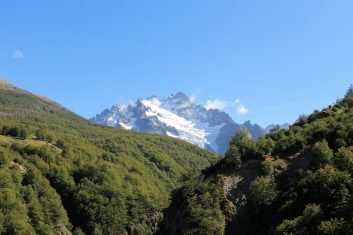 Chile - Carretera Austral Zuiden - Cerro Castillo