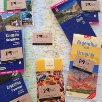 Kaarten en visitekaartje