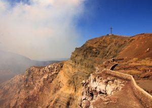 Nicaragua Masaya Volcano