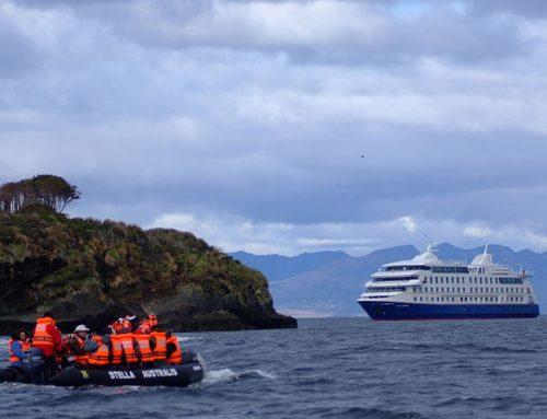 Estrecho Magellanes 500 jaar, Tierra del Fuego & Ushuaia