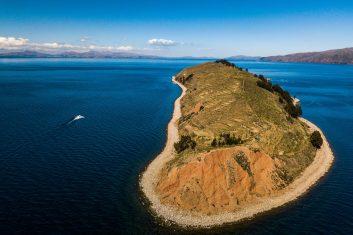 Bolivia Maaneiland - Isla de la Luna