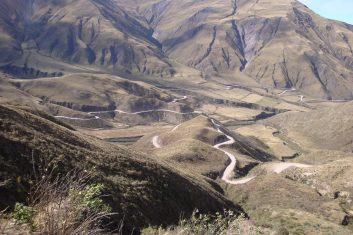 Argentinië Salta to Cachi