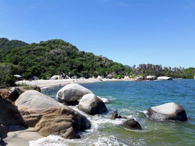 Colombia Tayrona beaches