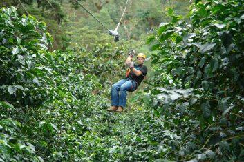 El Salvador - Canopy Apaneca