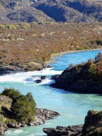 Chili - Carretera Austral - Rio Baker