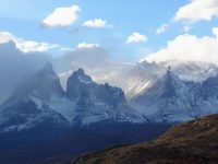 Chili - Torres del Paine - Los Cuernos