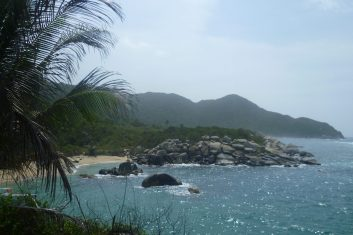 Colombia_Tayrona National Park