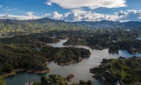 Colombia_View from the Rock of Guatape
