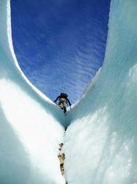 Chili - Coyhaique - Glaciar Exploradores