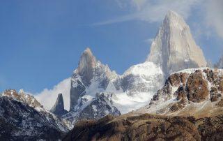 Argentinie - Patagonia - El Chalten - Fitzroy