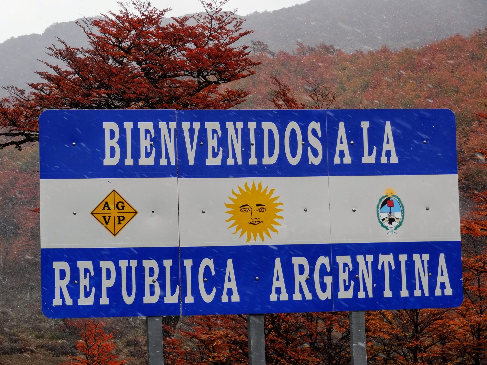 Chili / Argentinie - Patagonia - hiking
