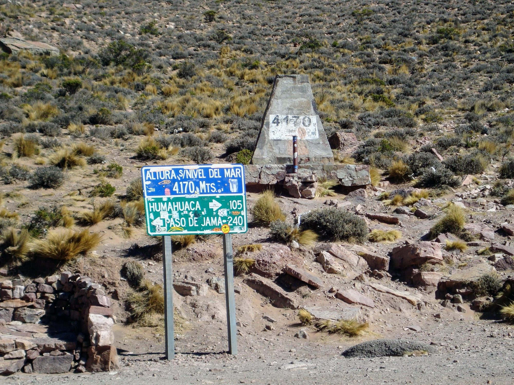 Argentinië Route Salta - Jujuy