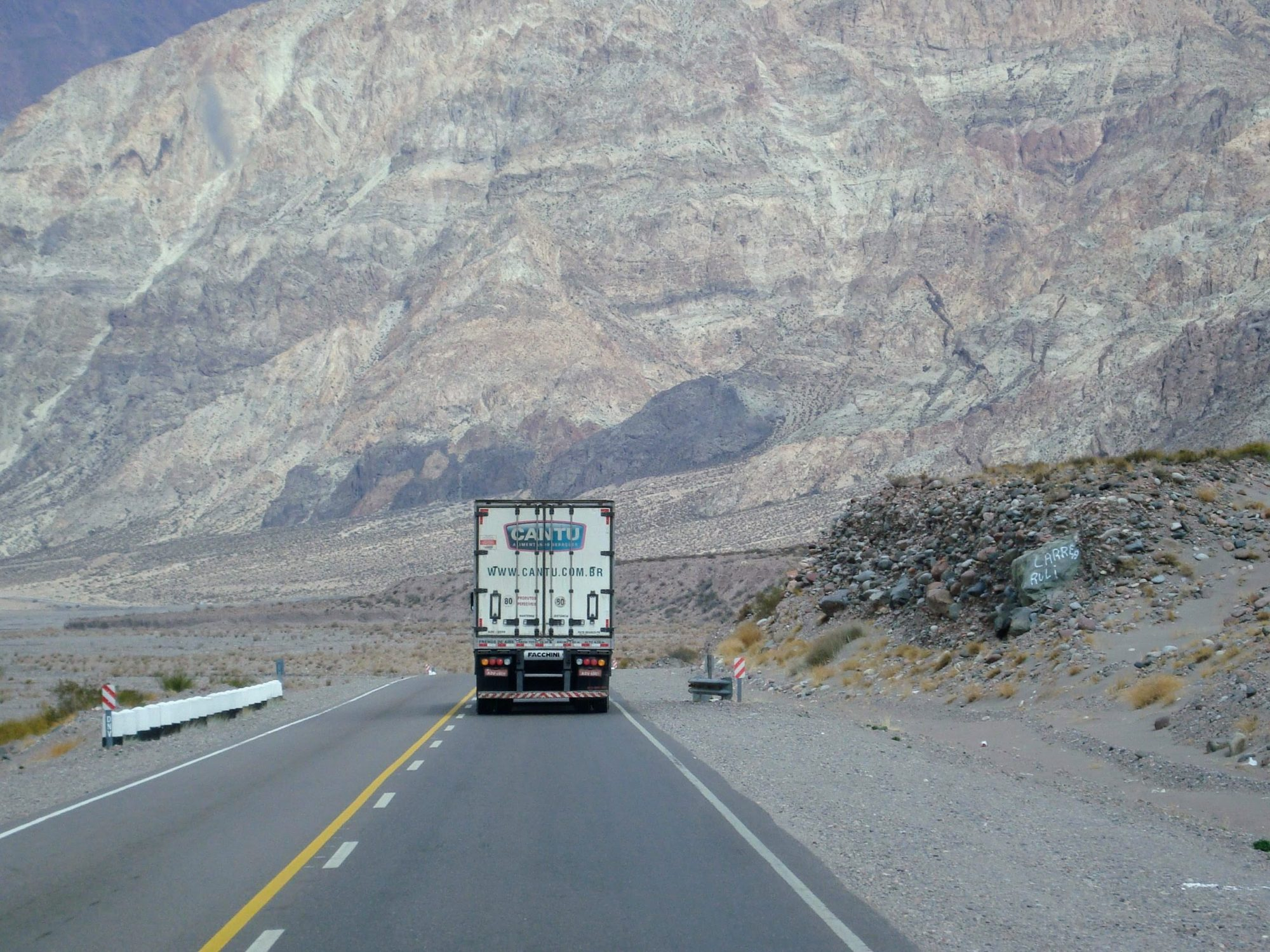 Argentinië Ruta Norte Argentina