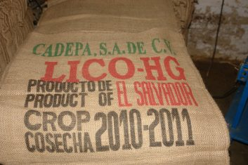 El Salvador - Coffee Ataco