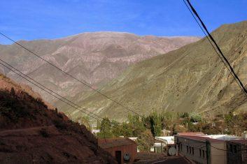 Argentinië Purmamarca
