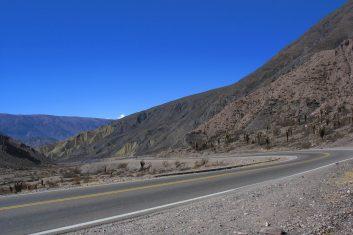 Argentinië Route Salta - Salinas Grandes