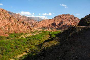Argentinië Cafayate - Quebrada de las Conchas