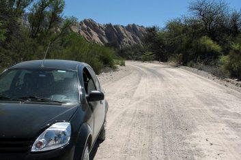 Argentinië Route Cafayate - Cachi