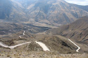 Argentinië Route Cachi - Salta