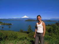 Chile - Lake district - Llanquihue meer