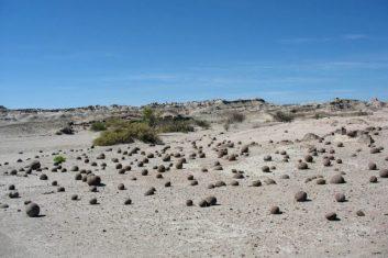 Argentinië Ischigualasto - Maanlandschap